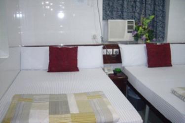 Canadian Hostel: Doppelzimmer - Twin HONG KONG