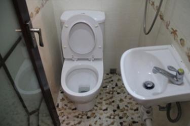 Canadian Hostel: Bathroom HONG KONG