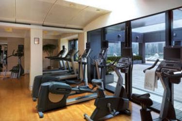 Hotel Peninsula: Centro Fitness HONG KONG