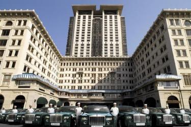Hotel Peninsula: Esterno HONG KONG