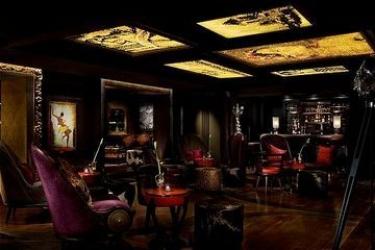 Hotel Peninsula: Lounge Bar HONG KONG