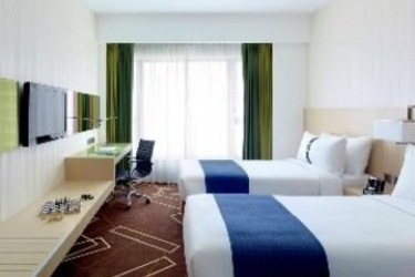 Hotel Holiday Inn Express Hong Kong Kowloon East: Schlafzimmer HONG KONG