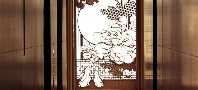 Mira Moon Hotel: Intérieur HONG KONG