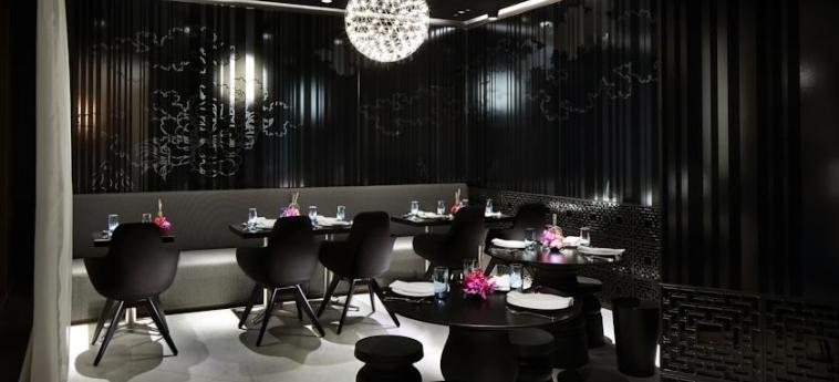 Mira Moon Hotel: Restaurant HONG KONG