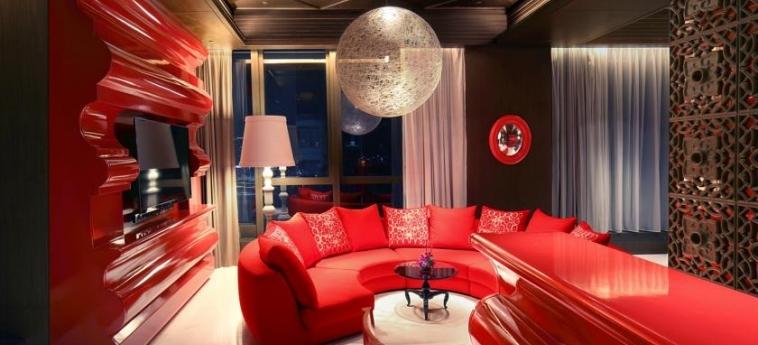 Mira Moon Hotel: Salle Relax HONG KONG