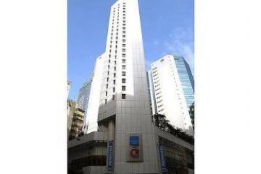 Hotel Novotel Hong Kong Century: Exterior HONG KONG
