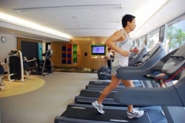 Hotel Novotel Hong Kong Century: Health Club HONG KONG