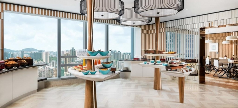 Hotel Cordis, Hong Kong: Buffet HONG KONG
