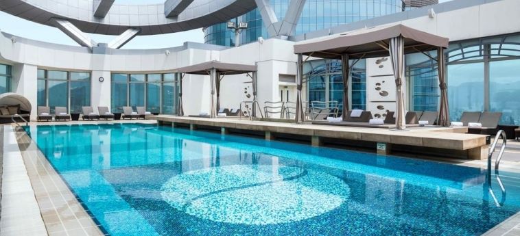 Hotel Cordis, Hong Kong: Piscina HONG KONG