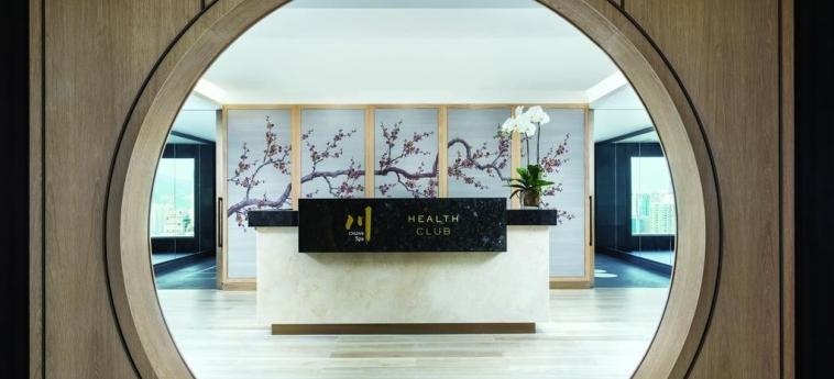Hotel Cordis, Hong Kong: Spa HONG KONG