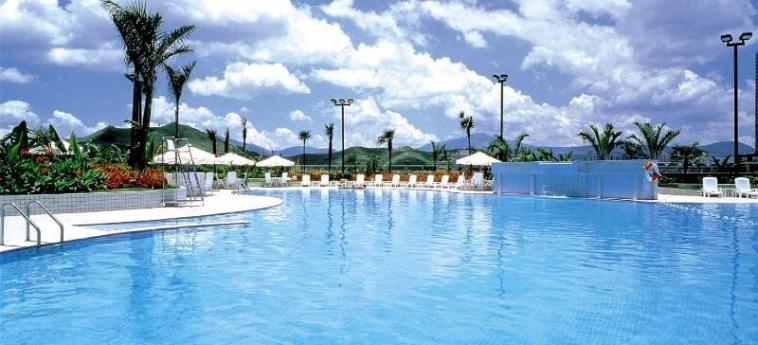 Hotel Harbour Plaza Resort City: Piscina HONG KONG