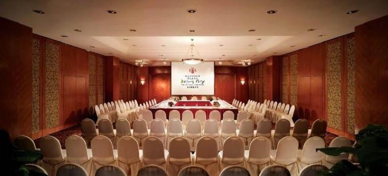 Hotel Harbour Plaza Resort City: Sala Riunioni HONG KONG