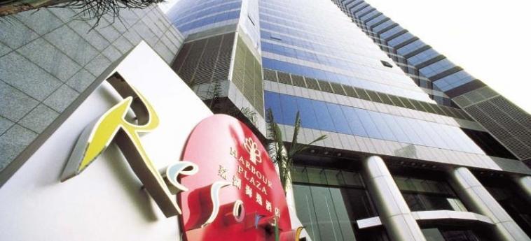 Hotel Harbour Plaza Resort City: Außen HONG KONG