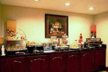 Hotel Hampton Inn Hot Springs: Breakfast Room HOT SPRINGS (AR)