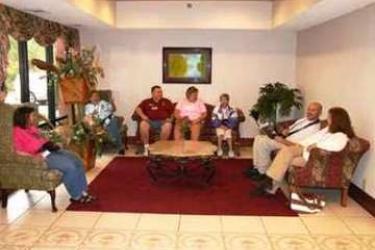 Hotel Hampton Inn Hot Springs: Lobby HOT SPRINGS (AR)