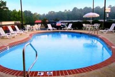 Hotel Hampton Inn Hot Springs: Outdoor Swimmingpool HOT SPRINGS (AR)