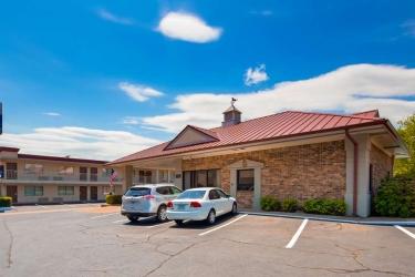 Hotel Best Western Winners Circle Inn: Außen HOT SPRINGS (AR)