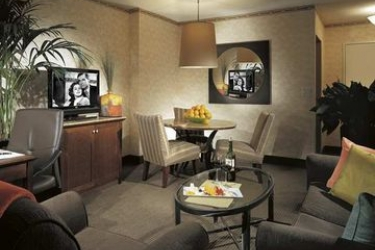 Doubletree By Hilton Hotel & Suites Houston By The Galleria: Habitacion Suite HOUSTON (TX)