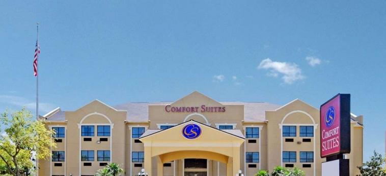 Hotel Comfort Suites - Near The Galleria: Außen HOUSTON (TX)