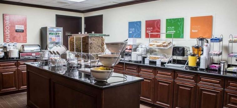 Hotel Comfort Suites - Near The Galleria: Restaurant HOUSTON (TX)