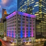 ALOFT HOUSTON DOWNTOWN 4 Estrellas