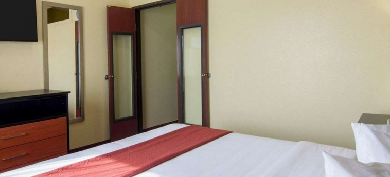 Hotel Quality Suites Bush - Iah Airport West: Chambre Suite HOUSTON (TX)