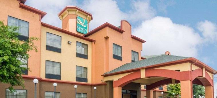 Hotel Quality Suites Bush - Iah Airport West: Extérieur HOUSTON (TX)