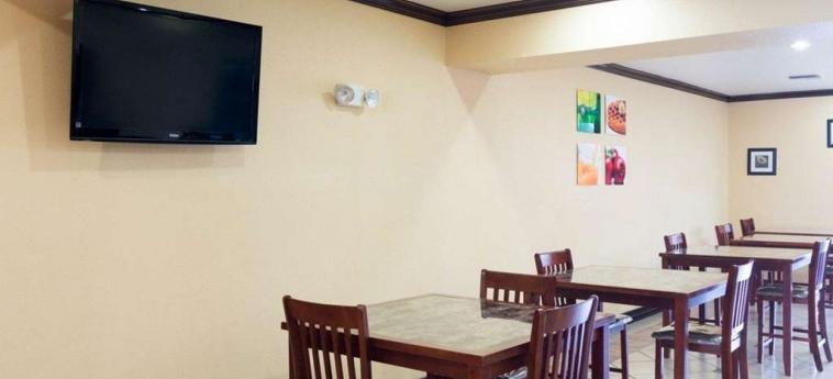 Hotel Quality Suites Bush - Iah Airport West: Restaurant HOUSTON (TX)