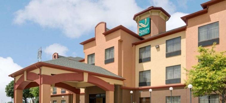 Hotel Quality Suites Bush - Iah Airport West: Exterior HOUSTON (TX)