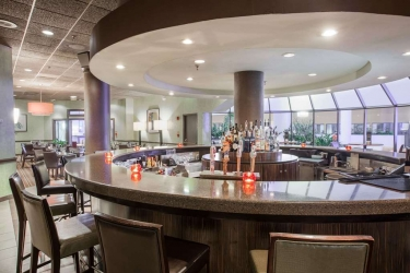 Hotel Wyndham Houston West Energy Corridor: Bar HOUSTON (TX)