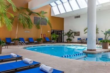 Hotel Wyndham Houston West Energy Corridor: Swimming Pool HOUSTON (TX)