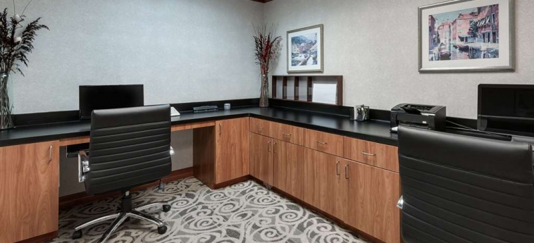 Hotel Wingate By Wyndham - Houston - Willowbrook: Business Centre HOUSTON (TX)