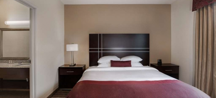 Hotel Wingate By Wyndham - Houston - Willowbrook: Chambre d'amis HOUSTON (TX)