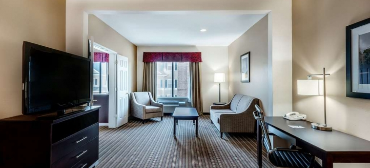 Hotel Wingate By Wyndham - Houston - Willowbrook: Chambre Suite HOUSTON (TX)