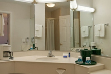 Hotel Travelodge Houston Southeast: Bagno HOUSTON (TX)