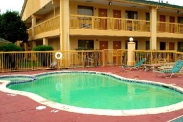 Hotel Best Western Hobby Airport Inn: Piscina Exterior HOUSTON (TX)