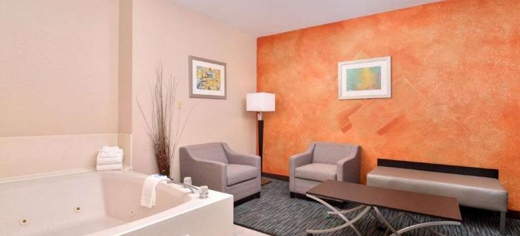 Hotel Best Western Northwest Inn & Suites: Habitaciòn HOUSTON (TX)