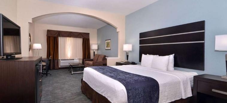 Hotel Best Western Northwest Inn & Suites: Camera degli ospiti HOUSTON (TX)
