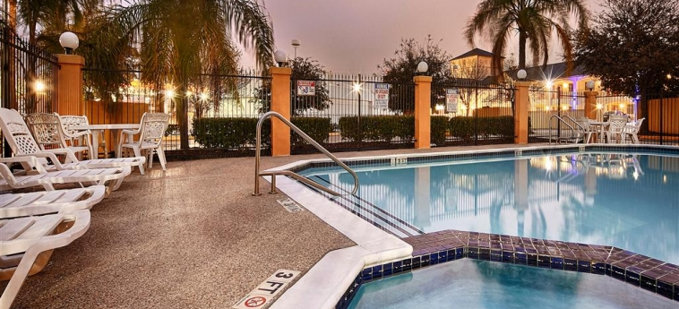 Hotel Best Western Northwest Inn & Suites: Piscina HOUSTON (TX)