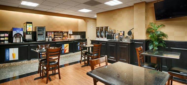 Hotel Best Western Northwest Inn & Suites: Détail de l'hôtel HOUSTON (TX)