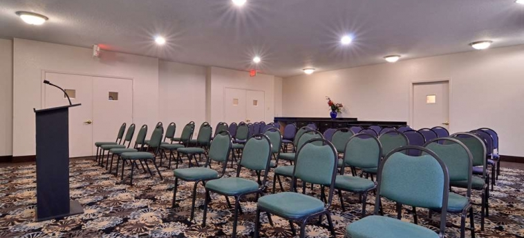 Hotel Best Western Northwest Inn & Suites: Salle de Réunion HOUSTON (TX)