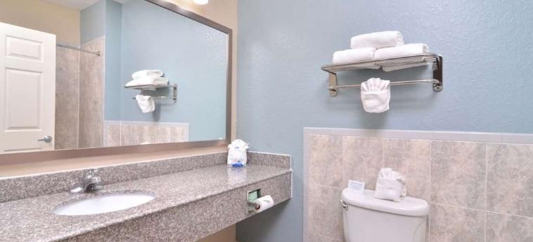 Hotel Best Western Northwest Inn & Suites: Hotel detail HOUSTON (TX)