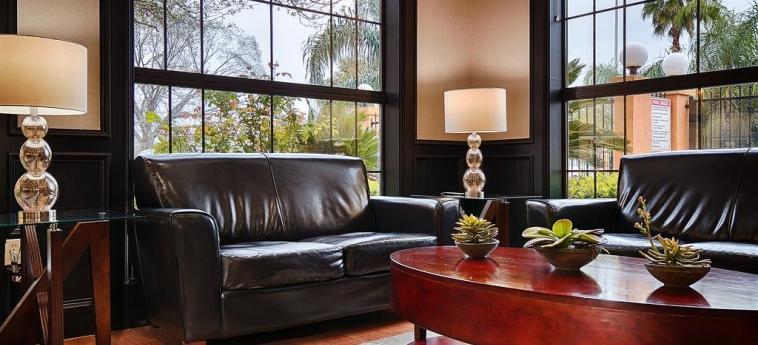 Hotel Best Western Northwest Inn & Suites: Lobby HOUSTON (TX)