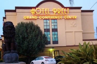 Hotel Preet Grand Conference Center: Esterno HOUSTON (TX)