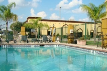 Hotel Preet Grand Conference Center: Piscina Esterna HOUSTON (TX)