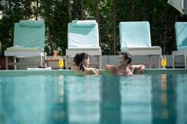 Hotel Royal Pavilion Huahin: Affresco HUA HIN