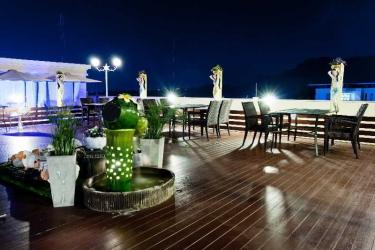 Hotel Royal Pavilion Huahin: Bar HUA HIN
