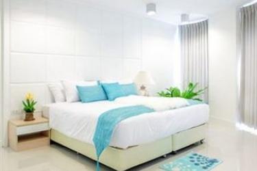 Hotel Royal Pavilion Huahin: Dormitorio 6 Pax HUA HIN