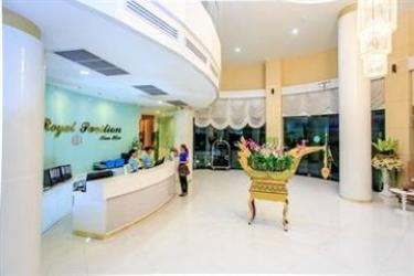 Hotel Royal Pavilion Huahin: Particolare della Villa HUA HIN