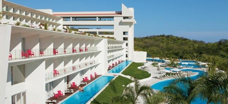 Hotel Secrets Huatulco Resort & Spa: Esterno HUATULCO